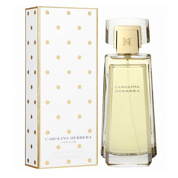 Carolina Herrera Perfume by Carolina Herrera 3.3oz Eau De Toilette Spray for women