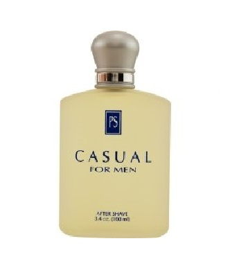 Casual After Shave Lotion (liquid) by Paul Sebastian 3.4oz for Men (unbox)