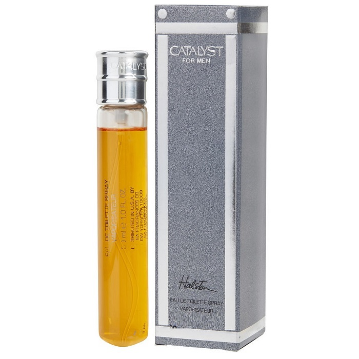 Catalyst Cologne by Halston 1.7oz Eau De Toilette spray for men