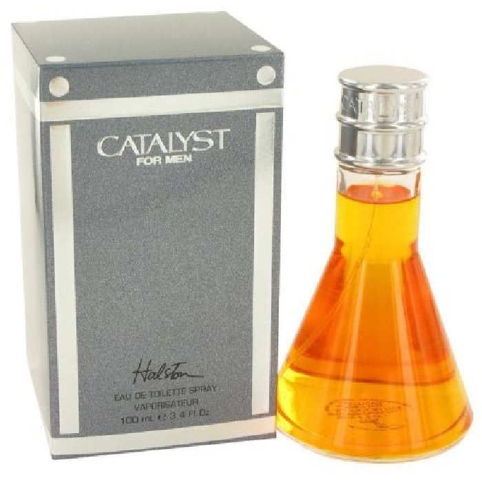 Catalyst Cologne by Halston 3.4oz Eau De Toilette spray for men