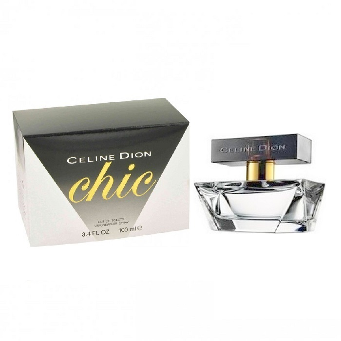 Celine Dion Chic Perfume by Celine Dion 3.4oz Eau De Toilette spray for Women
