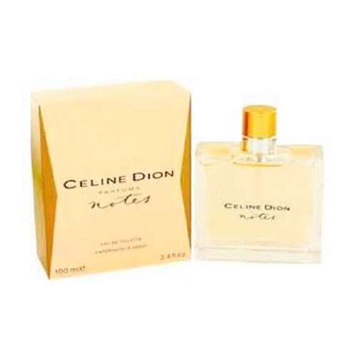 Celine Dion Notes Perfume by Celine Dion 3.4oz Eau De Toilette spray for Women