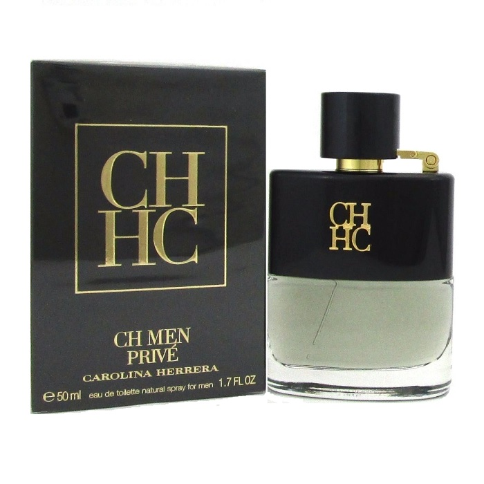 Ch Prive Cologne by Carolina Herrera 1.7oz Eau De Toilette spray for men