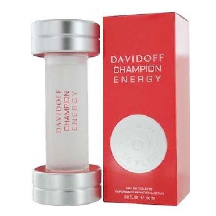 Champion Energy Cologne by Davidoff 3.0oz Eau De Toilette Spray for men