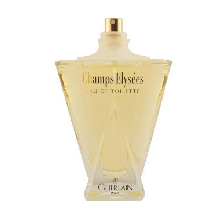 Champs Elysees Tester Perfume by Guerlain 3.4oz Eau De Toilette spray for Women