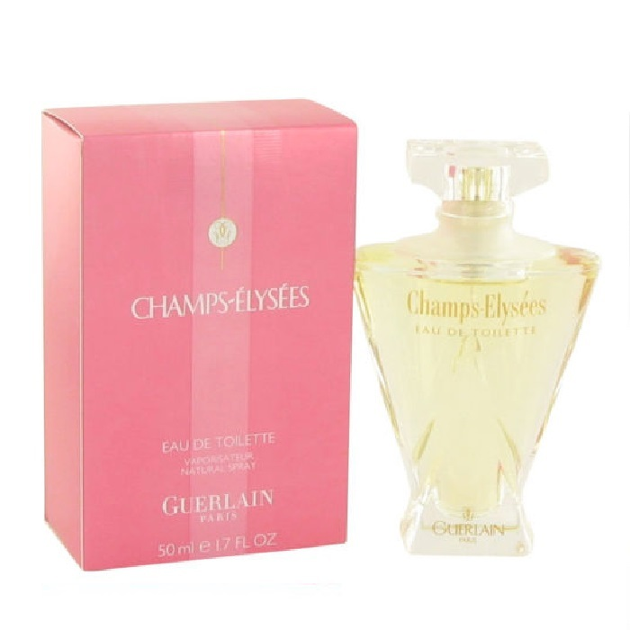 Champs Elysees Perfume by Guerlain 1.7oz Eau De Toilette spray for Women