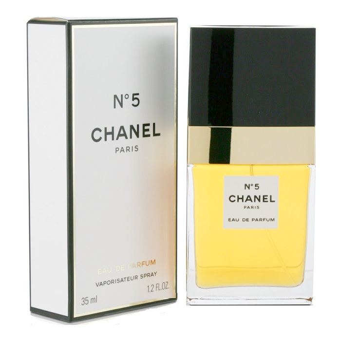 Chanel No. 5 Perfume by Chanel 1.2oz Eau De Parfum spray for women
