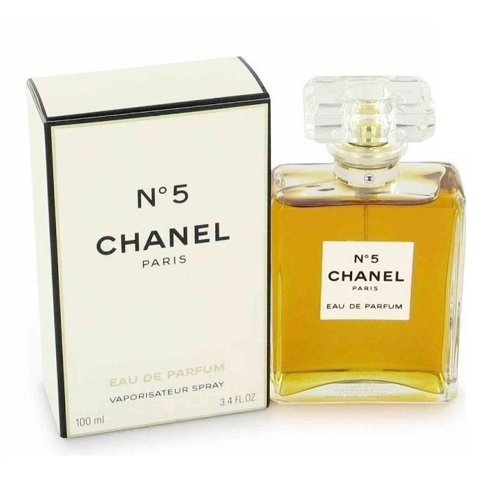 Chanel No. 5 Perfume by Chanel 3.4oz Eau De Parfum spray for women