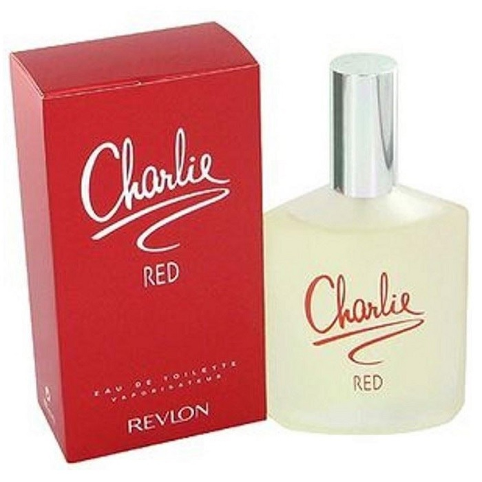 Charlie Red Perfume by Revlon 3.3oz Eau De Toilette spray for Women
