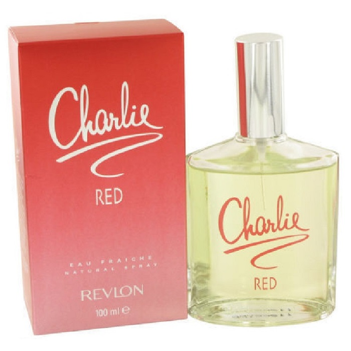 Charlie Red Perfume by Revlon 3.3oz Eau Fraiche spray for women