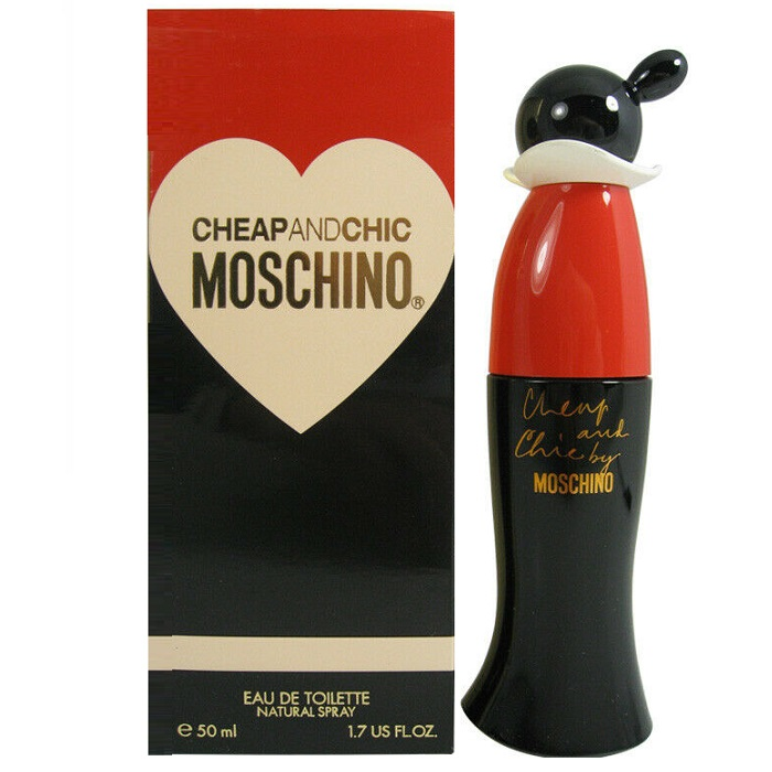 Cheap & Chic Perfume by Moschino 1.0oz Eau De Toilette spray for Women
