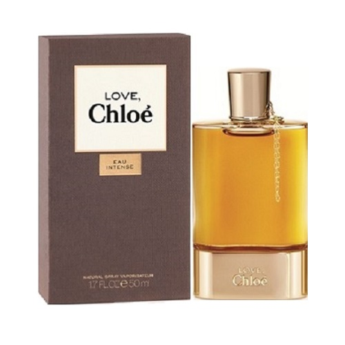 Chloe Love Eau Intense Perfume by Chloe 1.7oz Eau Intense spray for women