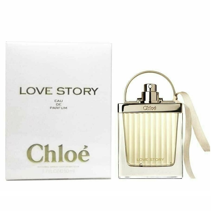 Chloe Love Story Perfume by Chloe 1.7oz Eau De Parfum Spray for women