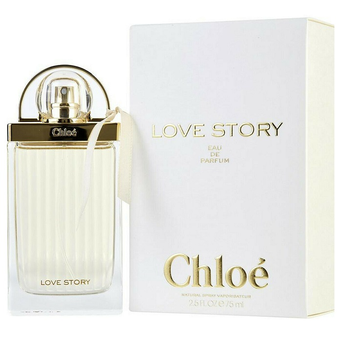 Chloe Love Story Perfume by Chloe 2.5oz Eau De Parfum Spray for women