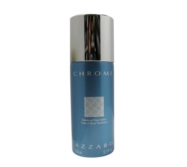 Chrome Azzaro Deodorant spray by Loris Azzaro 5.1oz for men