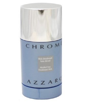 Chrome Azzaro Deodorant stick by Loris Azzaro 2.7oz for men