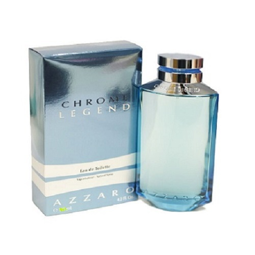 Chrome Legend Cologne by Loris Azzaro 1.4oz Eau De Toilette spray for Men