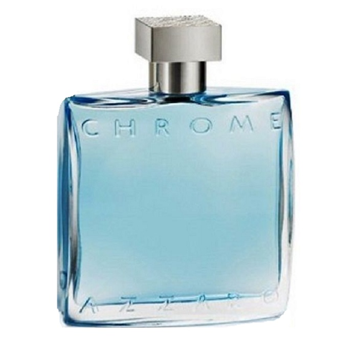 Chrome Unbox Cologne by Loris Azzaro 3.3oz Eau De Toilette spray for men