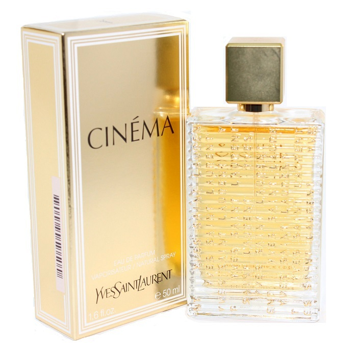 Cinema Perfume by Yves Saint Laurent 1.6oz Eau De Parfum spray for women
