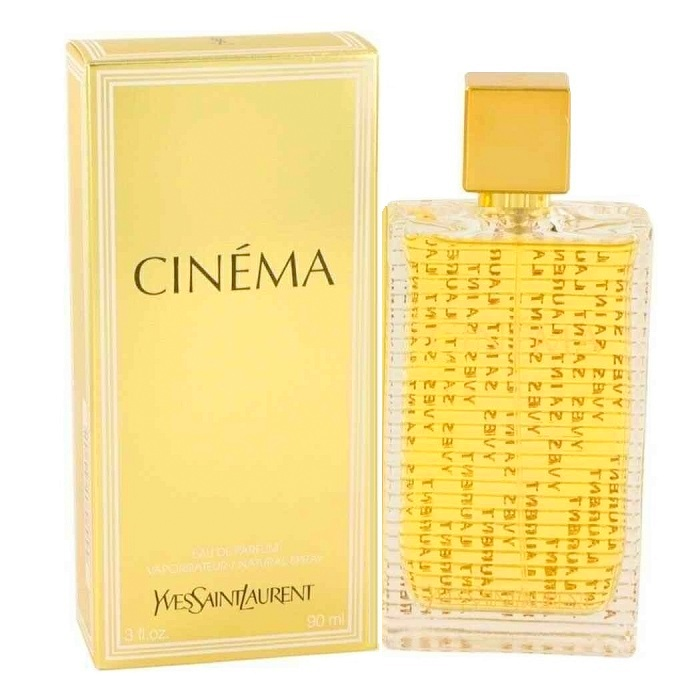 Cinema Perfume by Yves Saint Laurent 3.0oz Eau De Parfum spray for Women