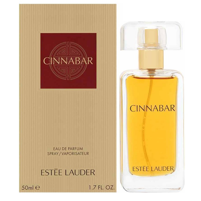 Cinnabar Perfume by Estee Lauder 1.7oz Eau De Parfum spray for women