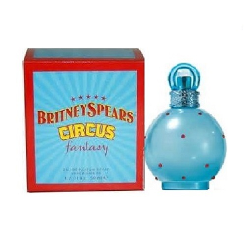 Circus Fantasy Perfume by Britney Spears 3.4oz Eau De Parfum spray for Women