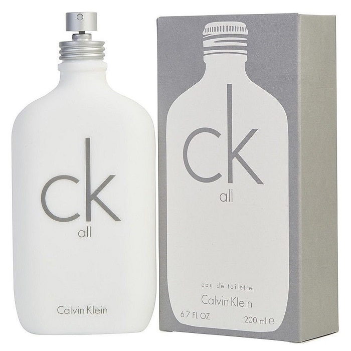 CK All Perfume by Calvin Klein 6.7oz Eau De Toilette spray (unisex)