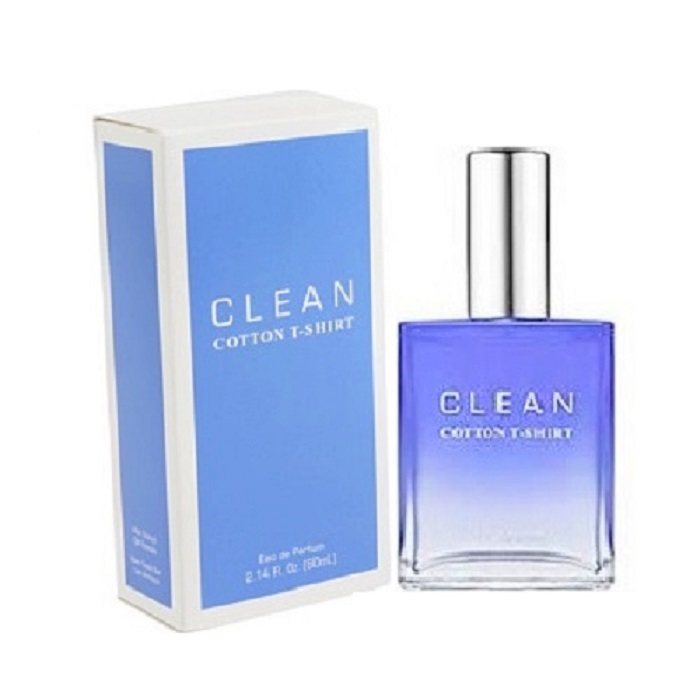 Clean Cotton T-Shirt Perfume by Clean 2.14oz Eau De Parfum spray for Women