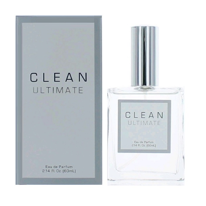 Clean Ultimate Perfume by Clean 2.14oz Eau De Parfum spray for Women