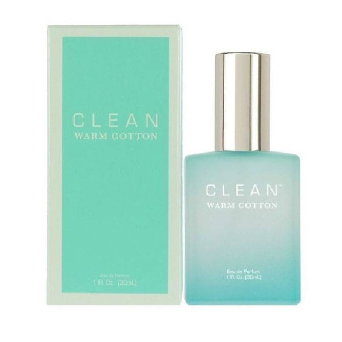 Clean Warm Cotton Perfume by Clean 1.0oz Eau De Parfum spray for women