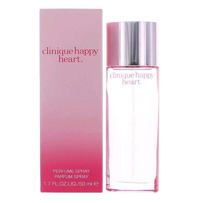 Clinique Happy Heart Perfume by Clinique 1.7oz Parfum spray for women
