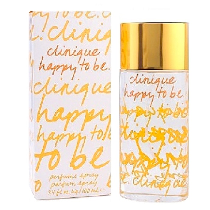 Clinique Happy To Be Perfume by Clinique 3.4oz Eau De Parfum Spray for Women