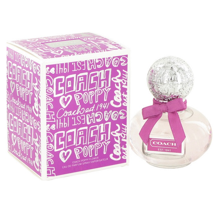 Coach Poppy Flower Perfume by Coach 3.4oz Eau De Parfum spray for women