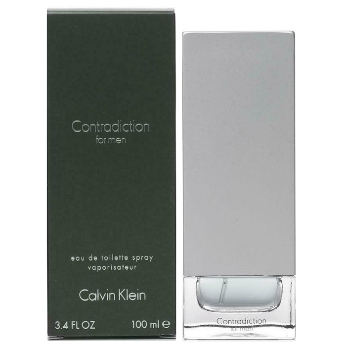 Contradiction Cologne by Calvin Klein 3.4oz Eau De Toilette Spray for men