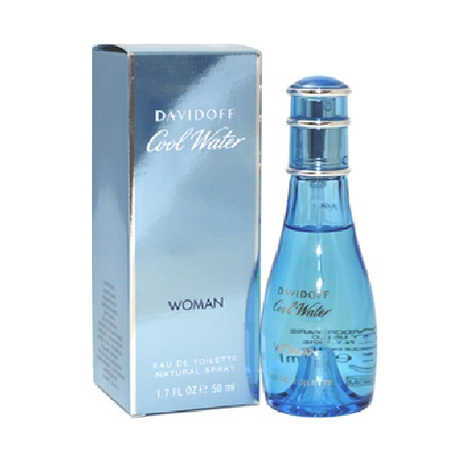 Cool Water Perfume by Davidoff 1.0oz Eau De Toilette spray for Women