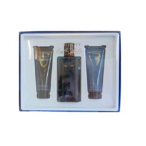 Cool Water Cologne Gift Set - 2.5oz Eau De Toilette spray, 2.5oz Shower Sel, & 2.5oz After Shave Balm