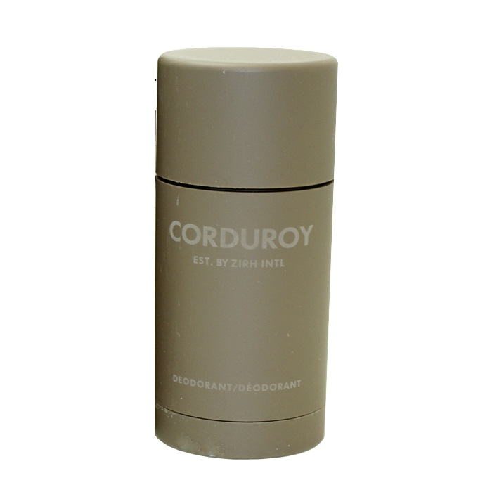Corduroy Deodorant Stick by Zirh International 2.5oz for Men