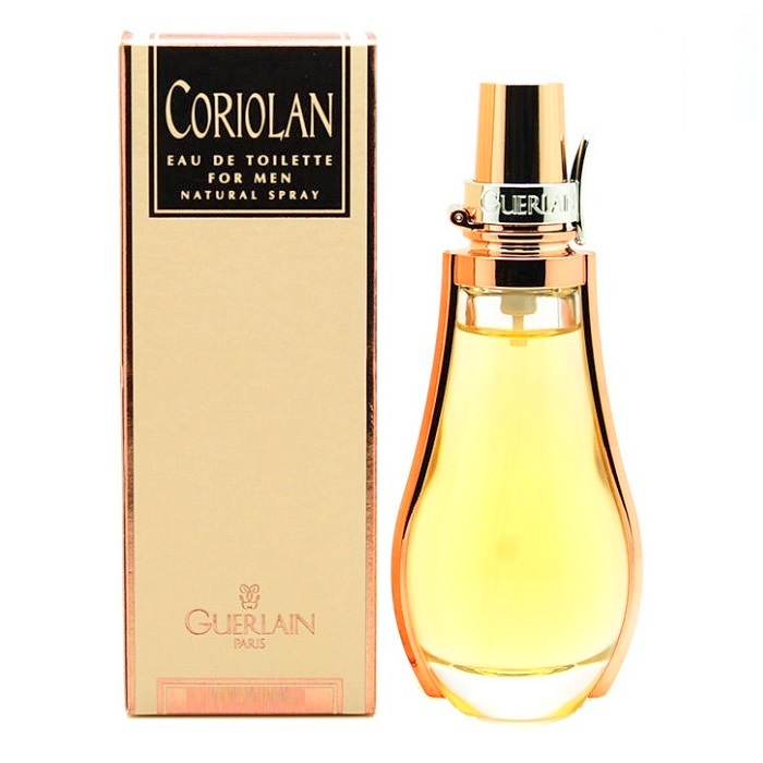 Coriolan Cologne by Guerlain 3.3oz Eau De Toilette spray for Men