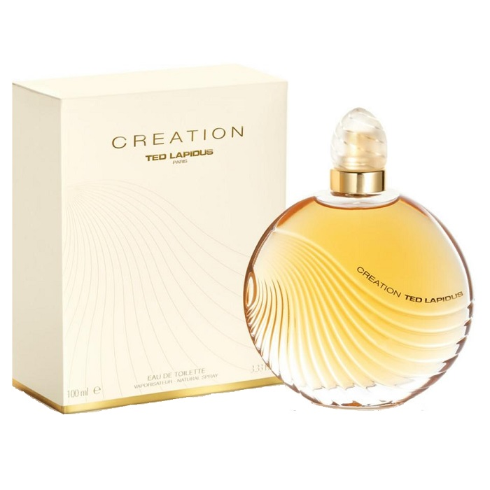 Creation Perfume by Ted Lapidus 3.3oz Eau De Toilette Spray for women