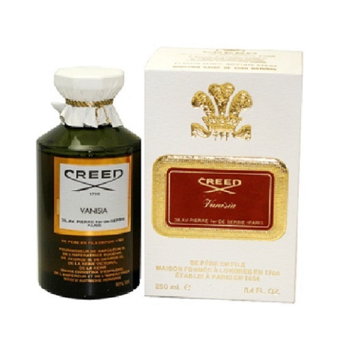 Creed Vanisia Perfume by Creed 8.4oz Flacon Eau De Parfum Millesime splash for Women