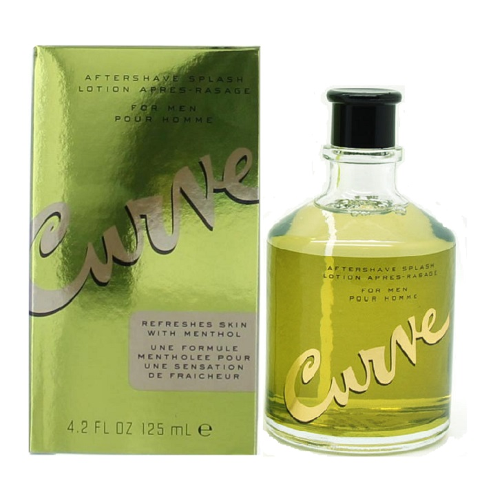 Curve After Shave Lotion (liquid) by Liz Claiborne 4.2oz for men