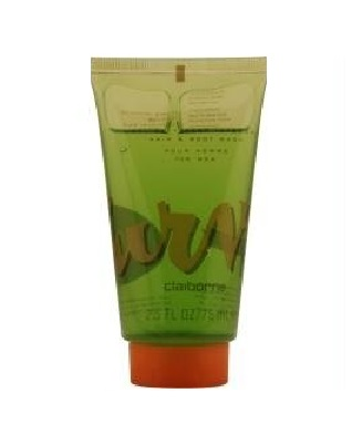 Curve Hair and Body Wash Tube by Liz Claiborne 2.5oz for men