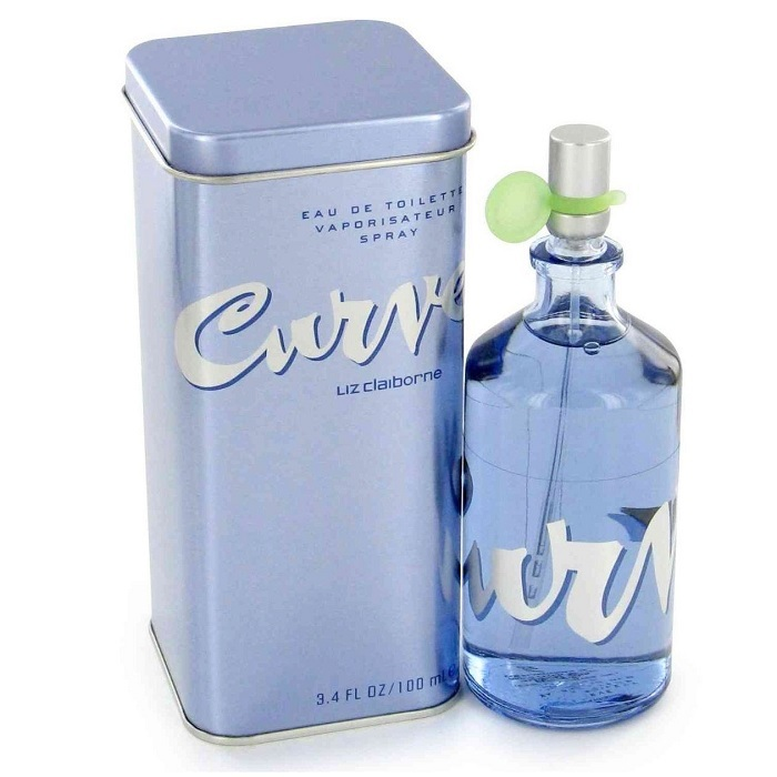 Curve Perfume by Liz Claiborne 3.4oz Eau De Toilette spray for women