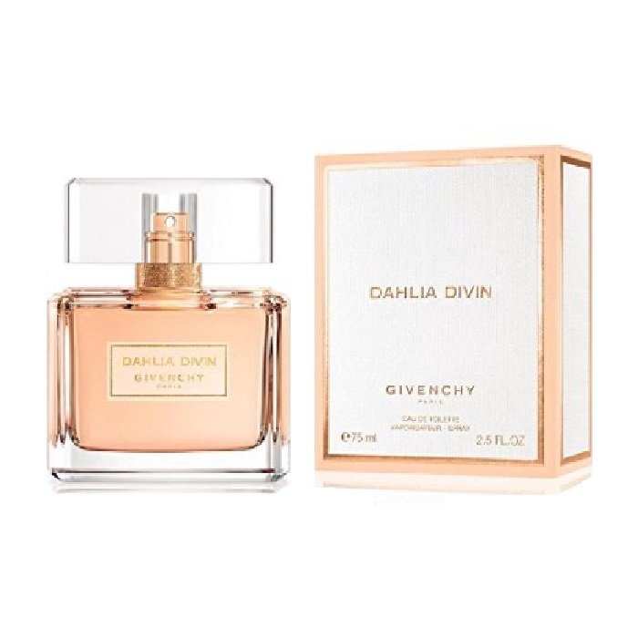 Dahlia Divin Perfume by Givenchy 2.5oz Eau De Parfum spray for women