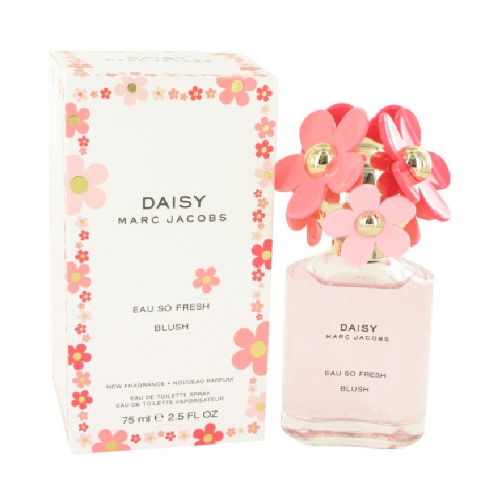 Daisy Blush Perfume by Marc Jacobs 2.5oz Eau De Toilette spray for Women