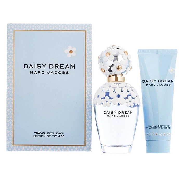 Daisy Dream Perfume Gift Sets by Marc Jacob for women - 3.4oz Eau De Toilette spray, & 2.5oz Body Lotion