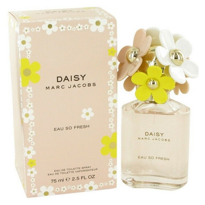 Daisy Eau So Fresh Perfume by Marc Jacobs 2.5oz Eau De Toilette Spray for women