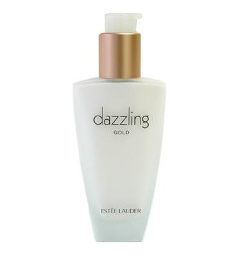 Dazzling Gold Body Lotion by Estee Lauder 3.4oz for Women (unbox)