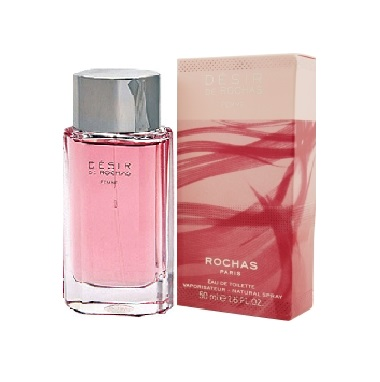 Desir De Rochas Perfume by Rochas 2.5oz Eau De Toilette spray for Women