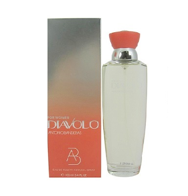 Diavolo Perfume by Antonio Banderas 1.7oz Eau De Toilette spray for Women